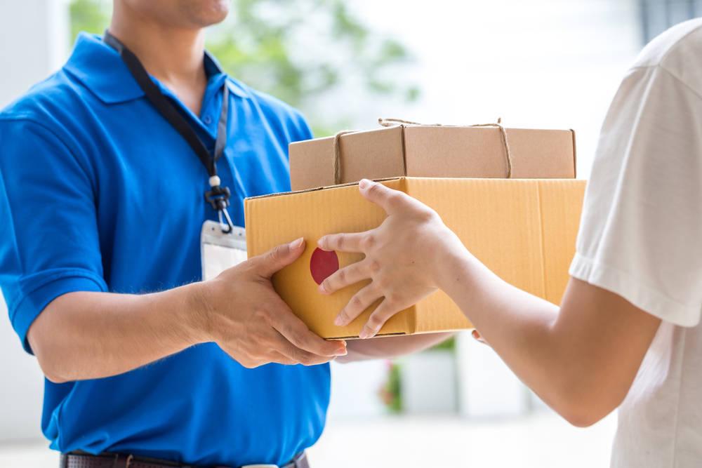 Una entrega de pedidos rápida pero también responsable
