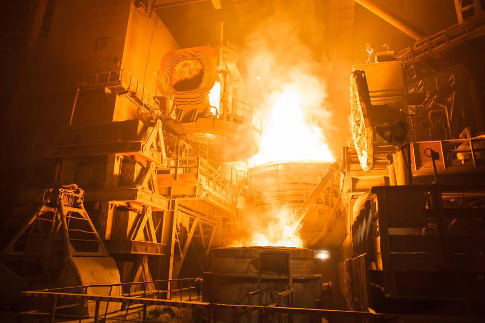La tecnología, clave de seguridad en el sector metalúrgico