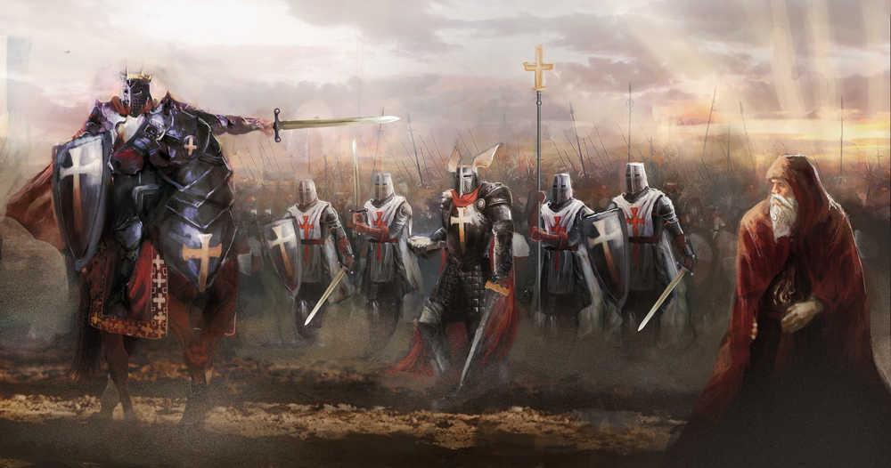 La Edad Media regresa cada año al país en forma de fiesta