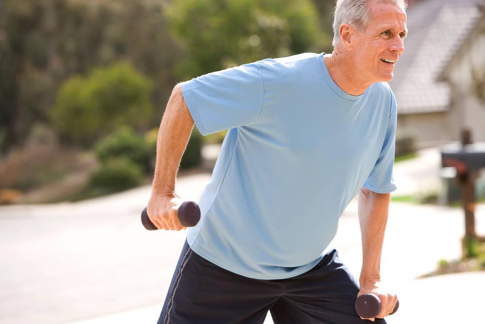 Esto es lo que tienes que hacer para un envejecimiento saludable