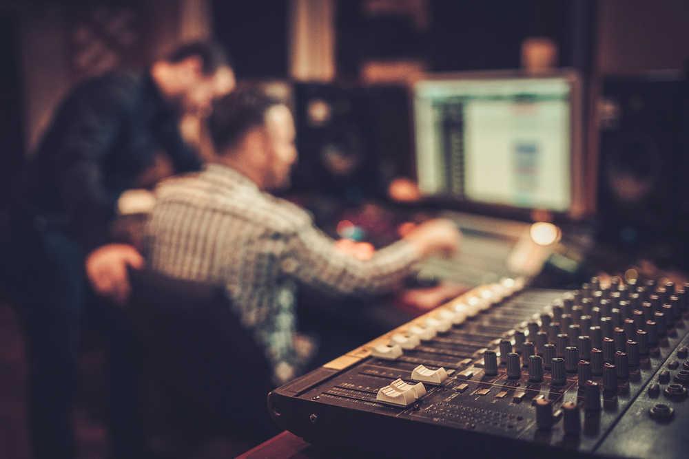 Los estudios de grabación en la actualidad